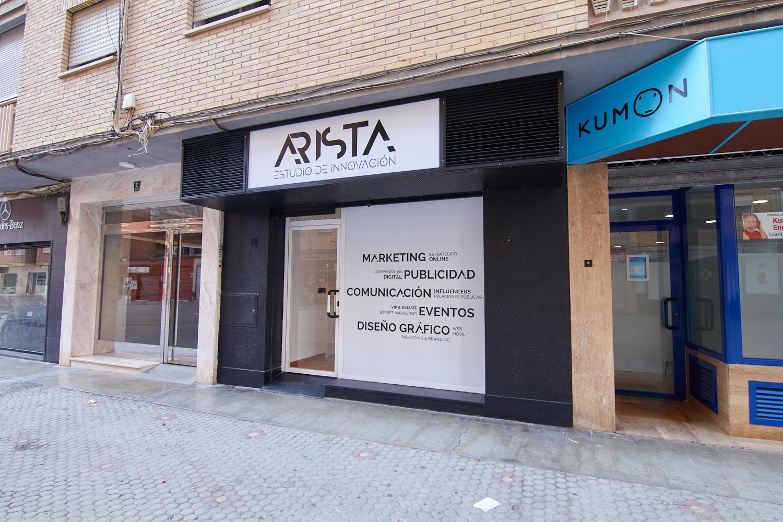 Arista Estudio Agencia de Marketing Granada
